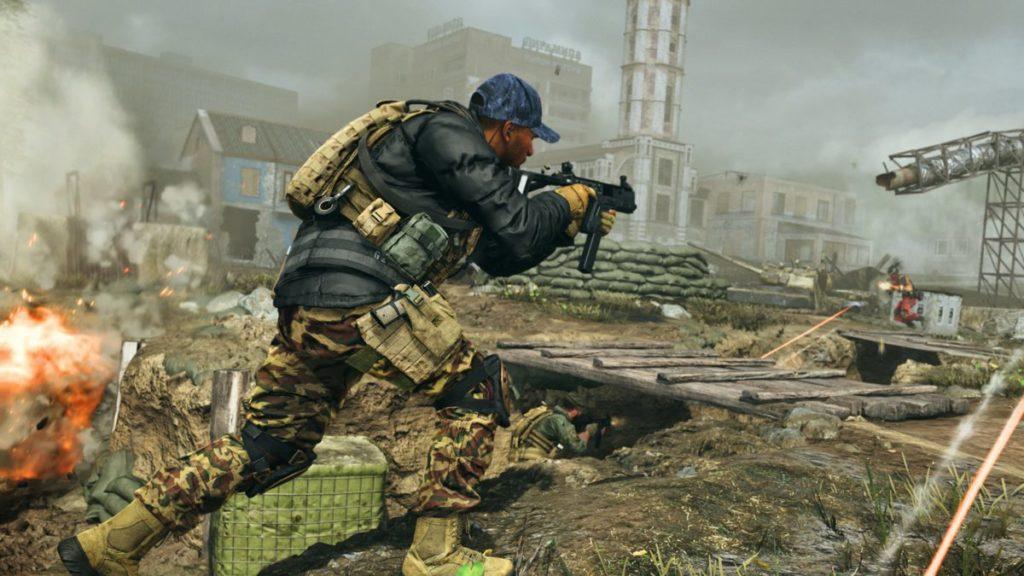 Call of Duty: Modern Warfare présente la saison 5 avec une nouvelle faction
