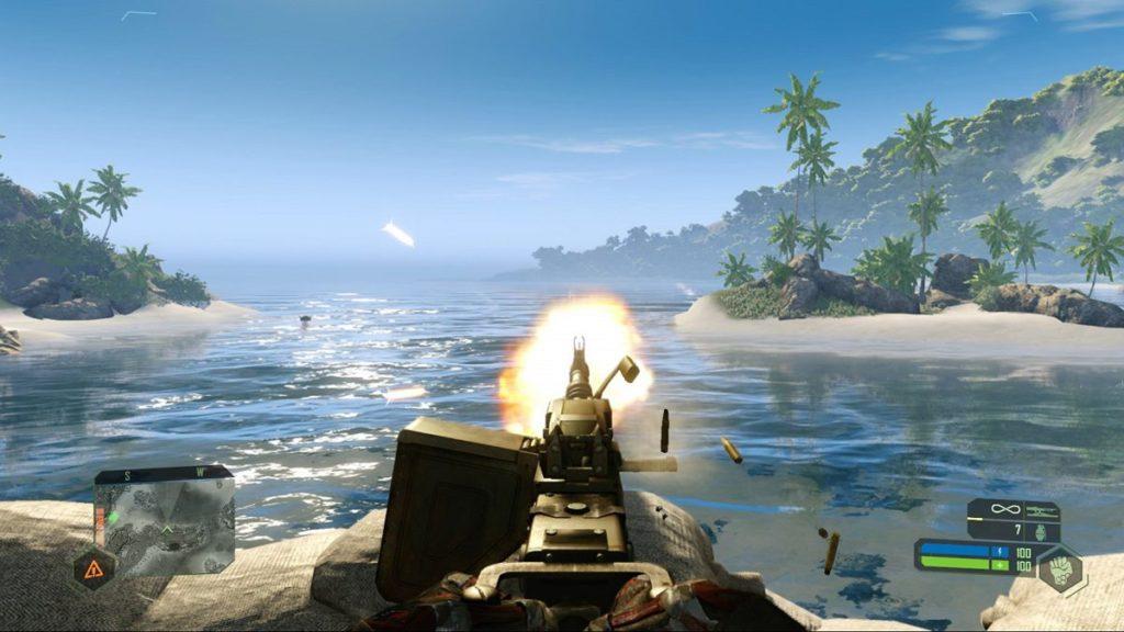Crysis Remastered fonctionnera à 720-900p en mode dock pour Nintendo Switch