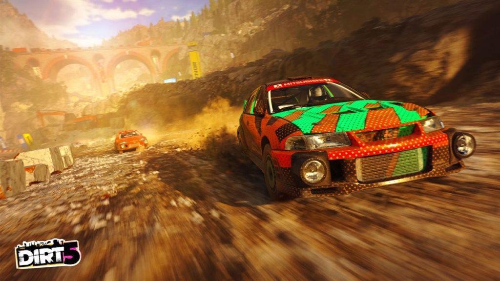 Dirt 5 présente le mode photo et les modes de jeu multijoueurs dans une nouvelle bande-annonce