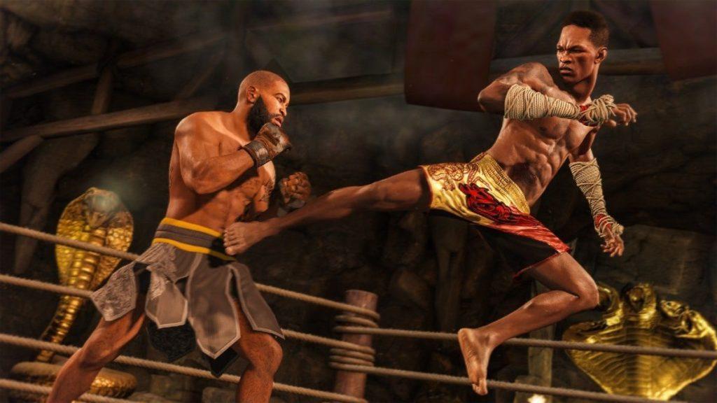 EA Sports UFC 4 annonce sa date de sortie et a déjà sa première bande-annonce