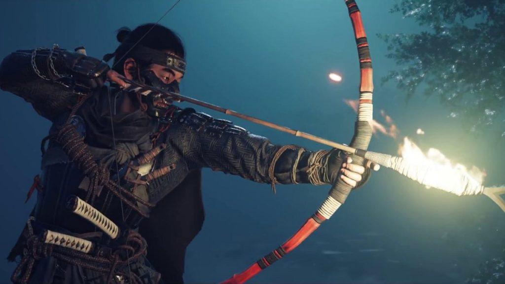 Ghost of Tsushima est mis à jour avec de nouveaux modes de difficulté et plus