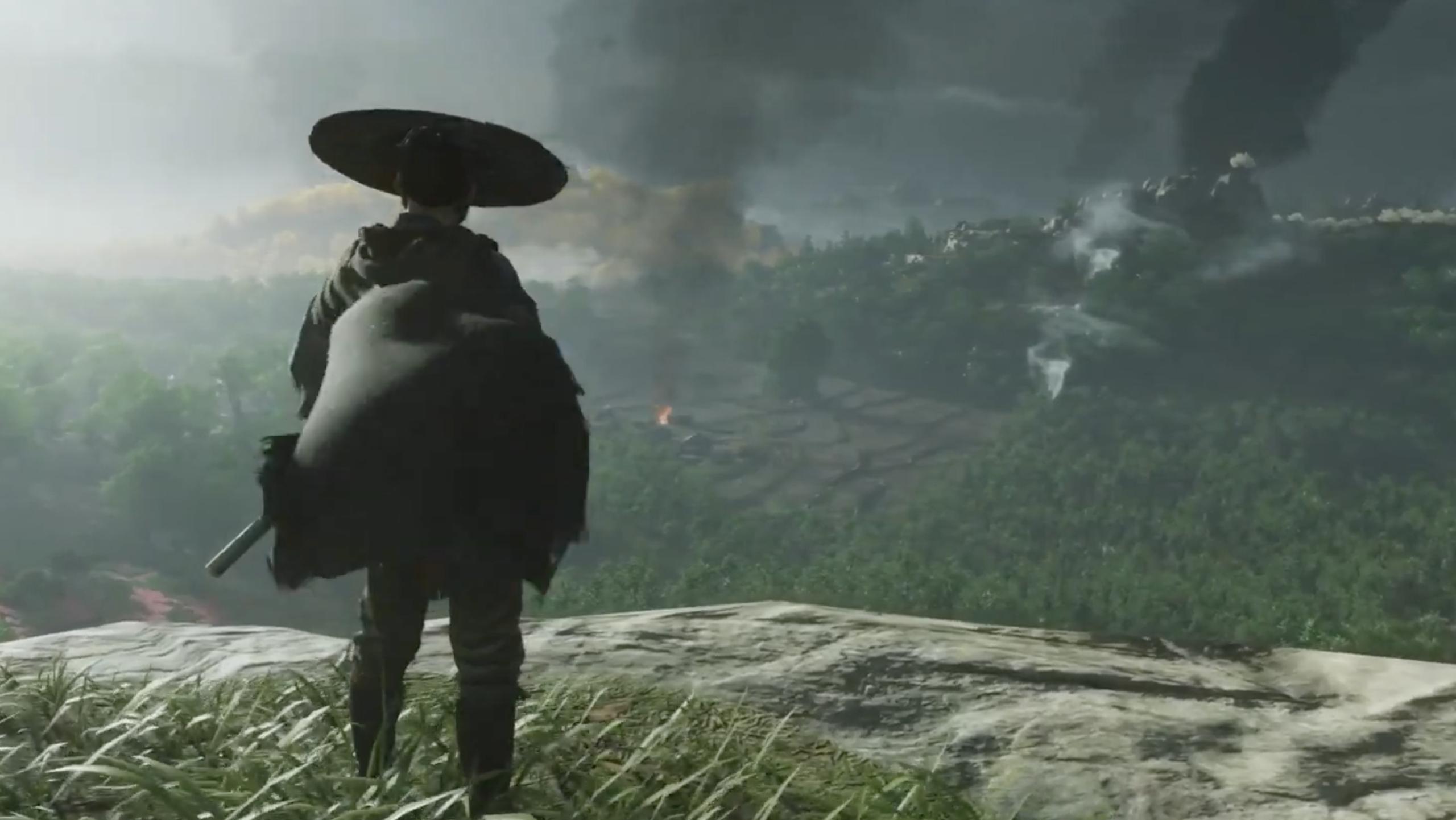 Ghost of Tsushima - Gameplay Captures d'écran État de jeu