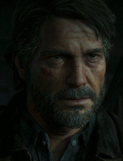 Joel – Comédien et profil  – The Last Of Us 2