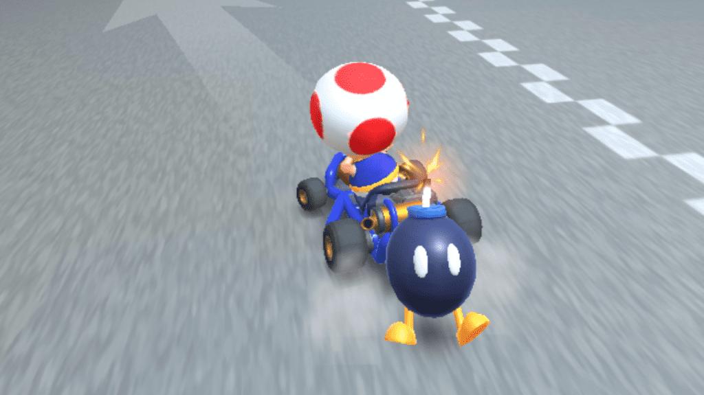 Mario Kart Tour recevra bientôt le mode panoramique