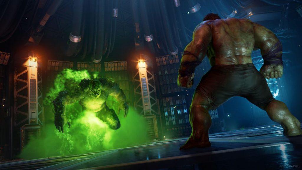 Marvel & # 039; s Avengers détaille le contenu bêta