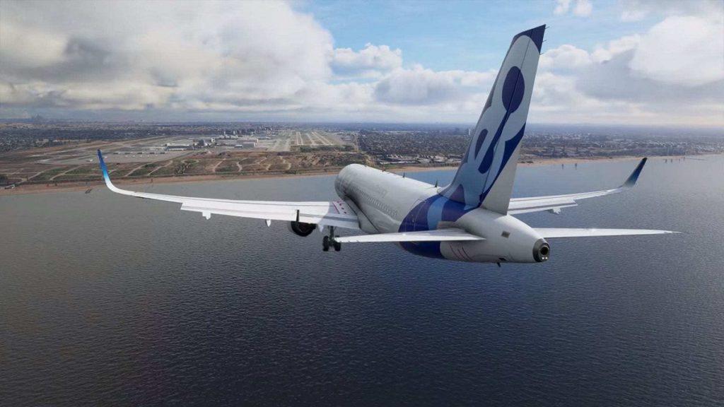 Microsoft Flight Simulator sera lancé au format physique pour PC en Europe