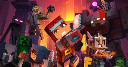 Minecraft Dungeons | Dingy Jungle – Niveau secret et gouttes uniques