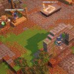 Joueur Hub dans Minecraft Dungeons
