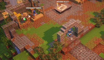 Minecraft Dungeons | Guide du camp – Ce que vous pouvez faire au camp