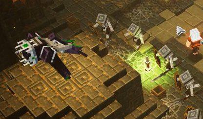 Minecraft Dungeons | Nameless One – Guide du boss et comment battre