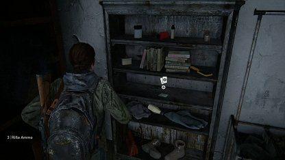 Patrouille – Procédure pas à pas pour l'histoire du chapitre de Jackson (Ellie)  – The Last Of Us 2