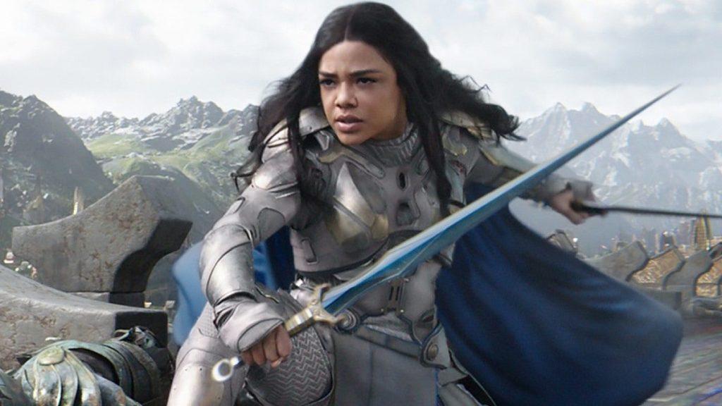 Tessa Thompson pense que la phase 4 de l'univers cinématographique Marvel sera plus diversifiée