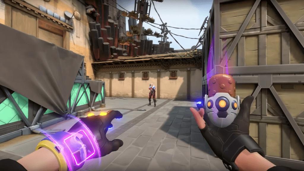 Valorant: Une vidéo de Killjoy, le nouvel agent, avec le gameplay de ses compétences est divulguée