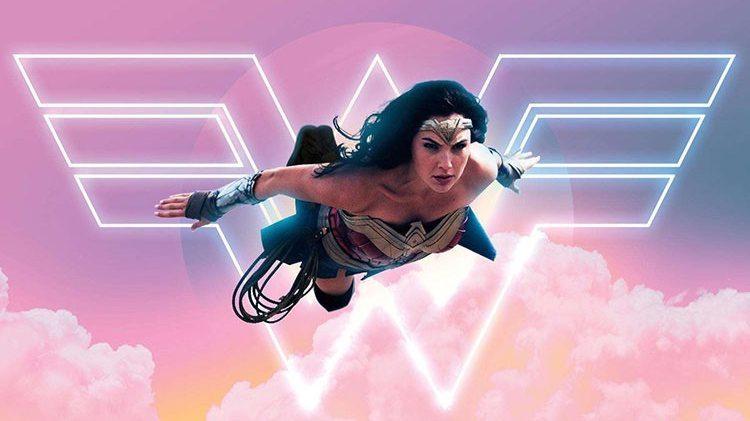 Wonder Woman 1984 reçoit un bon nombre d'images et d'arts promotionnels