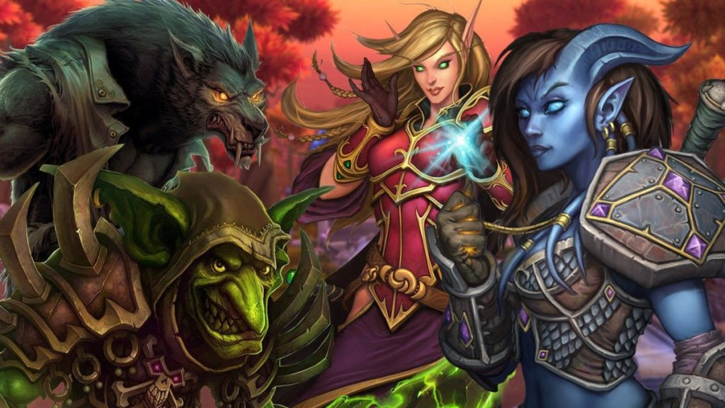 World of Warcraft rend hommage à un streamer décédé