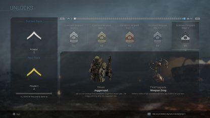 Prestige remplacé par le grade d'officier