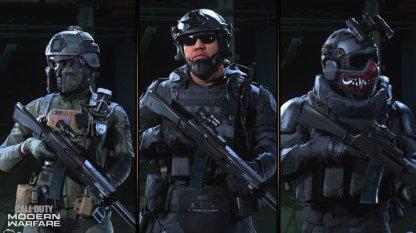 Nouvelle saison 5 Shadow Company