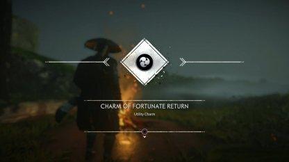 Recevoir le charme du retour heureux