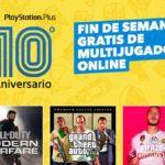 Ce week-end, vous pouvez jouer en ligne gratuitement sur PS4