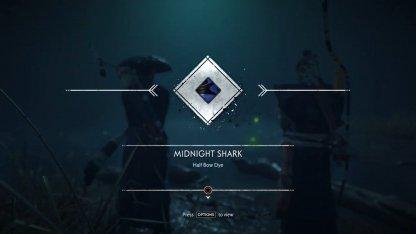 Teinture pour demi-nœud Midnight Shark