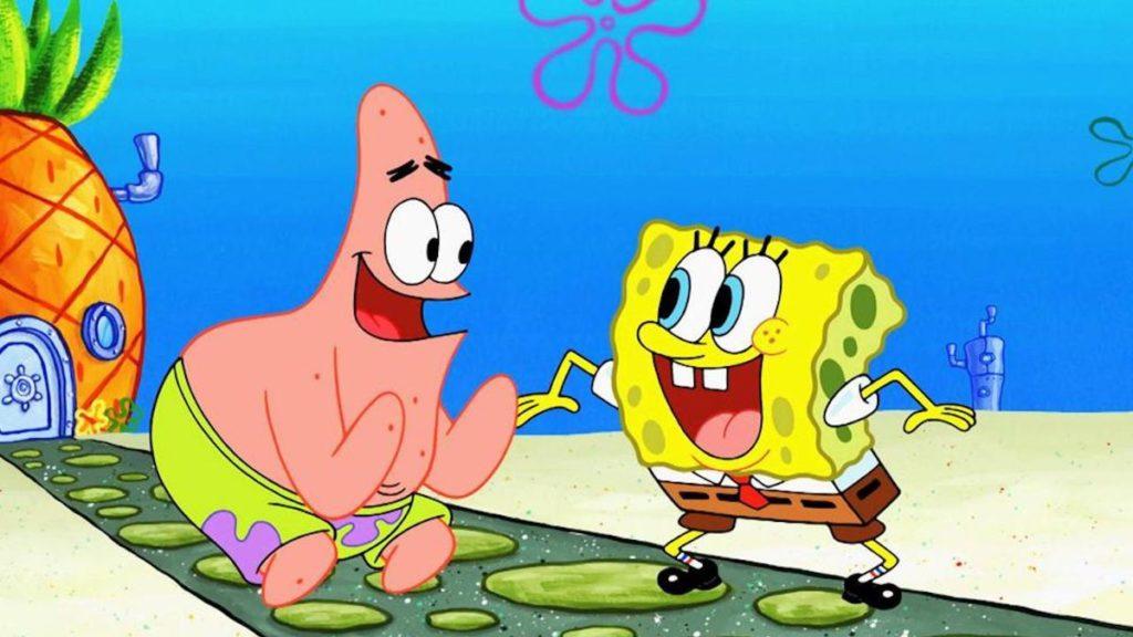 Nickelodeon a annoncé un spin-off de SpongeBob avec Patrick
