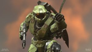 Halo Infinite a été retardé jusqu'en 2021