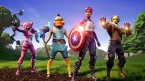 Les joueurs de Fortnite pensent que Thor et Galactus ouvriront la saison 4