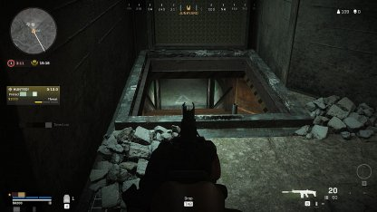 Près du bunker 2