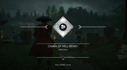Recevoir le charme du bien-être I