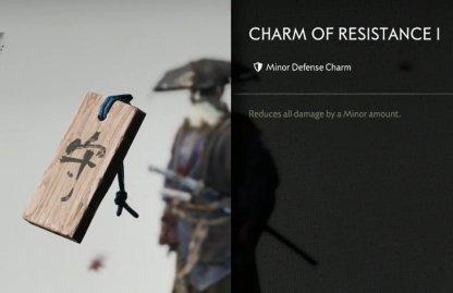 Recevoir le charme de la résistance I