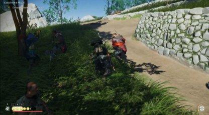 Les renforts arrivent après le groupe de compensation