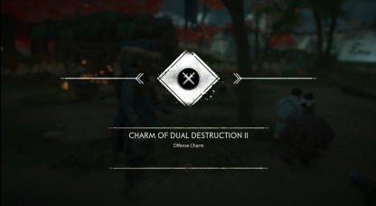 Recevoir le charme de la double destruction II