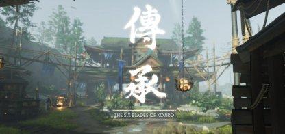 Les six lames de Kojiro