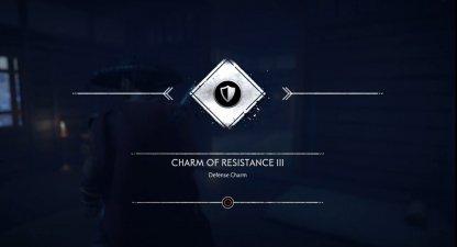 Recevoir le charme de la résistance III