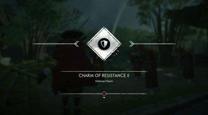 Recevoir le charme de la résistance II