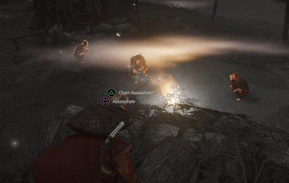 Assassiner en chaîne pour tuer jusqu'à 3 ennemis