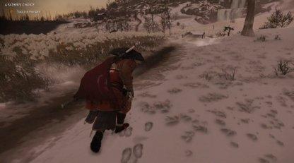Restez sur pied pour suivre les empreintes de pas mongols