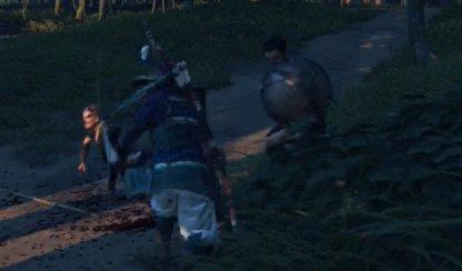 Attaques lourdes Stagger Shieldmen