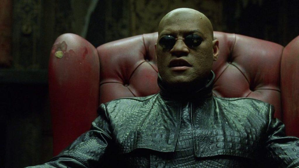 Matrix 4 ne mettra pas en vedette Laurence Fishburne dans le rôle de Morpheus