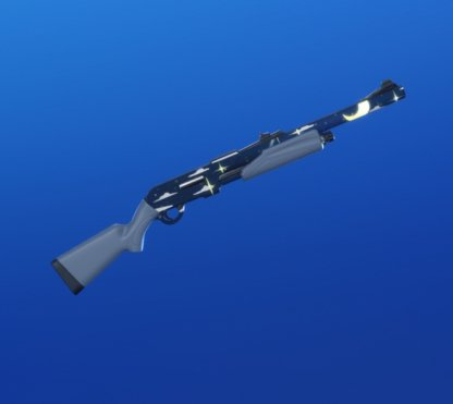 STARGAZER Wrap - Fusil de chasse