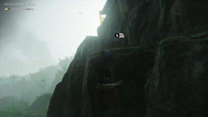 Le Dojo est situé au sommet de la colline