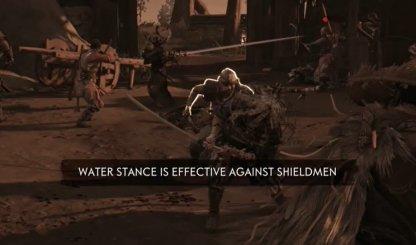 Changez de posture pour vaincre les ennemis
