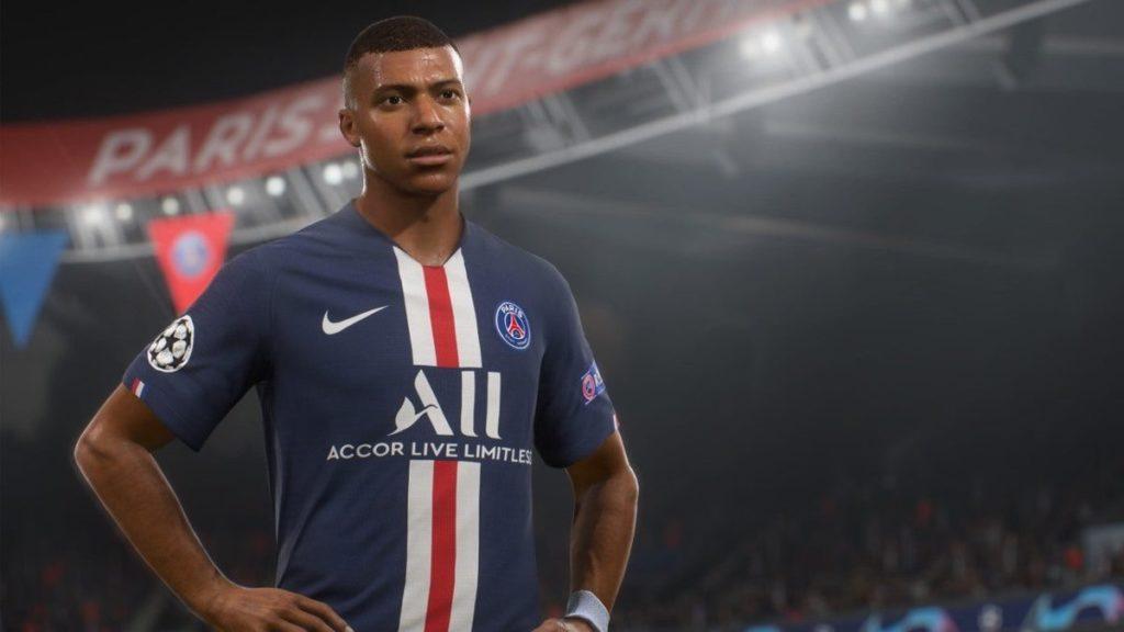 FIFA 21 n'aura pas de jeu croisé entre les consoles de la même famille