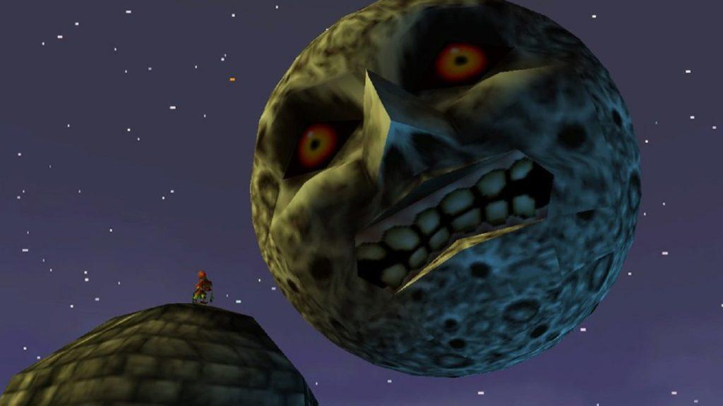 Recréez The Legend of Zelda: Majora's Mask avec Unreal Engine 4 et un style réaliste