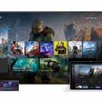 Ce sera le menu Xbox Series X qui se connectera à tous nos appareils