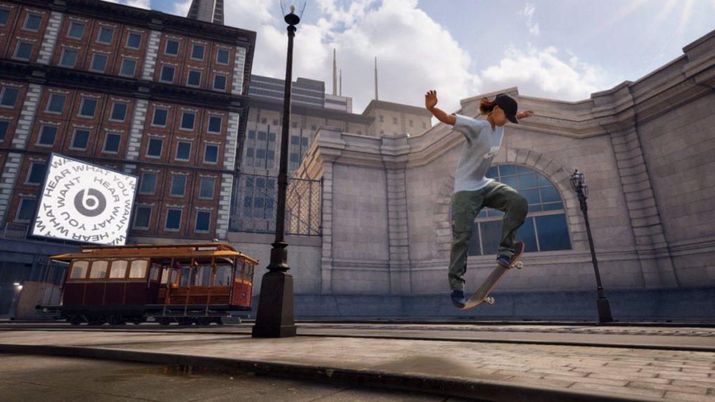 Tony Hawk & # 039; s Pro Skater 1 + 2 cache les commandes de la Nintendo Switch dans sa démo