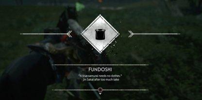 Fundoshi débloqué