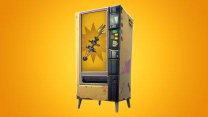 Distributeur automatique Fortnite