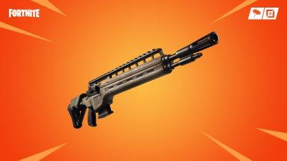 Éliminez les ennemis avec de nouvelles variantes de fusil d'infanterie