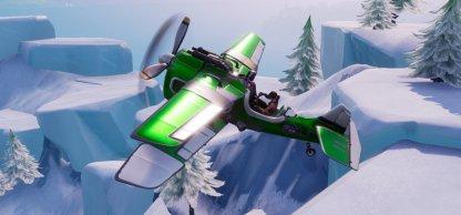 Le retour du X-4 Stormwing